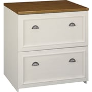 Bush® Fairview Collection Lateral File, Antique White