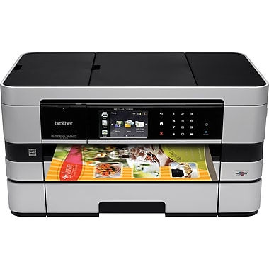Brother MFCJ4710DW Color Inkjet All-in-One Printer