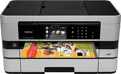 Brother MFC-J4710dw Color Inkjet All-in-One Printer (MFCJ4710DW)