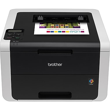 Brother® HL3170CDW Wireless Color Laser Printer