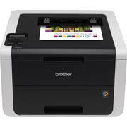 Brother® HL3170CDW Single-Function Color Laser Printer With Wireless Networking