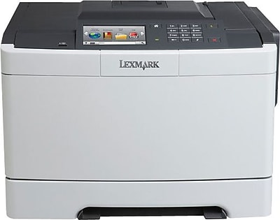 Lexmark™ CS510DE Single-Function Color Laser Printer (LEX28E0050)