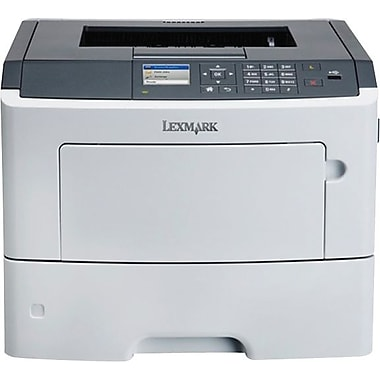 Lexmark (MS610DN) Monochrome Laser Single Function Printer