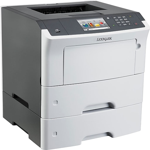 Lexmark MS610dte 35S0550 USB & Network Ready Color Laser Printer