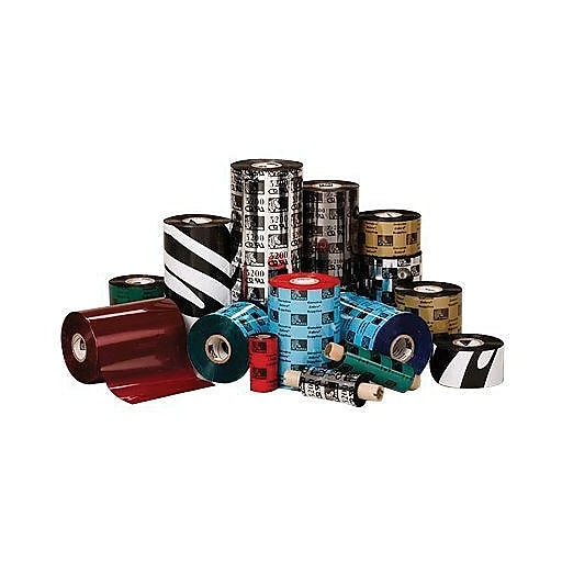 Zebra Technologies® 03200GS11007 High Performance Ribbon