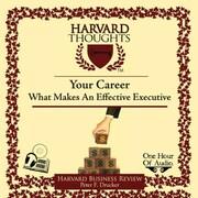 Livre audio Effective Executive de Drucker [Téléchargement]