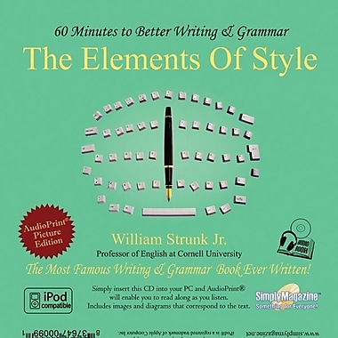 Elements of Style by William Strunk Audiobook-Download