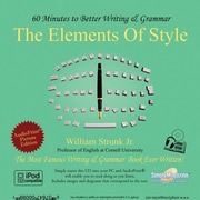 Elements Of Style By William Strunk Audiobook [Download]