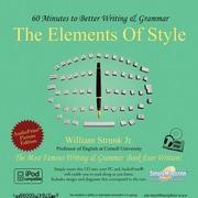 Livre audio Elements Of Style par William Strunk [Téléchargement]
