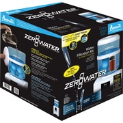 Avanti® Zero Water Kit, Filtration Water Cooler Bottle with Electronic Tester, Filters Included