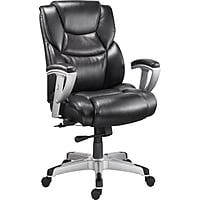Staples Denville Bonded Leather Manager's Chair