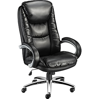 Staples Westerly Bonded Leather Managers Chair