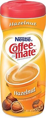Nestle® Coffee-mate® Coffee Creamer, Hazelnut, 15 oz Powder Creamer, 1 Canister