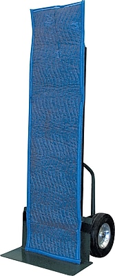 Fitted Hand Truck Cover, Light Blue