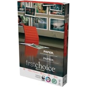 "Domtar First Choice Multiuse Paper, 24 lb., 8-1/2"" x 14"", Ream"