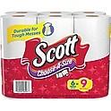 6Pk Scott Paper Towel Rolls