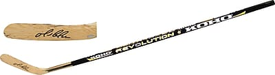 Mario Lemieux Koho Hand Signed Revolution Game Model Stick