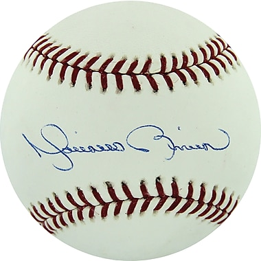 Mariano Rivera Hand Signed Baseball