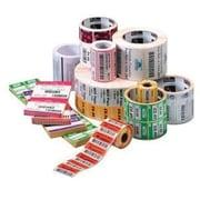 Zebra Label Paper 1 2 x 0 85in Direct Thermal Zebra Z-Select 4000D 1