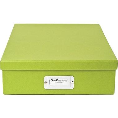 Bigso Oskar Letter Box Green