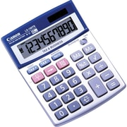 Canon® Hand-Held Calculators, 10-Digit Dual Power