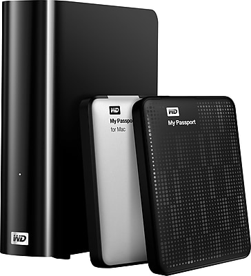 Hard Drives & Data Storage