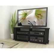 "Sonax Fillmore Collection 48""  TV / Component Stand, Midnight Black"