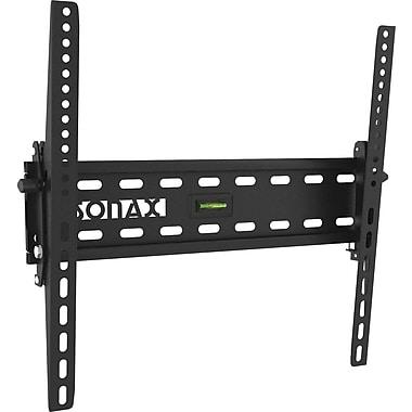 Sonax – Montage mural inclinable pour téléviseur à écran plat de 32 à 55 po, noir