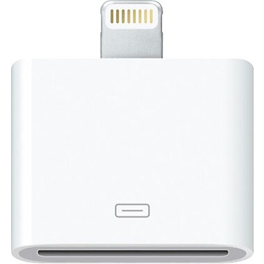 Apple® Lightning™ to 30-pin Adapters