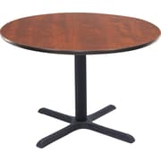 "Regency® 36"" Round Hospitality Table, Cherry"