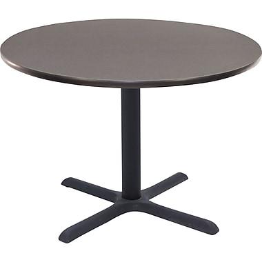 Regency - Table ronde Hospitality de 36 po, gris (TB36RNDGY)
