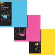 "Post-it® Big Pad, 15"" x 15"", Fuchsia, Each (BP15P)"