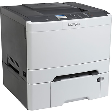 Lexmark (CS410DTN) Colour Laser Single Function Printer
