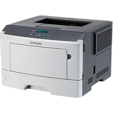 Lexmark MS312DNW Mono Laser Printer, 35S0241, New