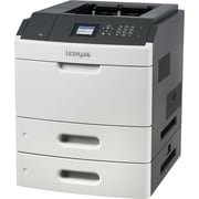 Lexmark MS810DTN Monochrome Laser Single Function Printer (40G0410)