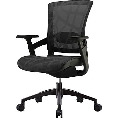 Raynor Skate Ergonomic Mesh Back Office Chair, Black