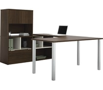 home office furniture staples. home office furniture bestar contempo collection tuxedo grey staples