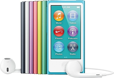 Ipod mp players staples