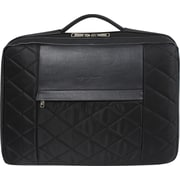 "Gino Ferrari 16"" Palermo Laptop Sleeve, Black"