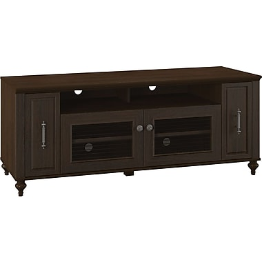 kathy ireland by Bush® Volcano Dusk TV Stand with Media Storage, Kona Coast