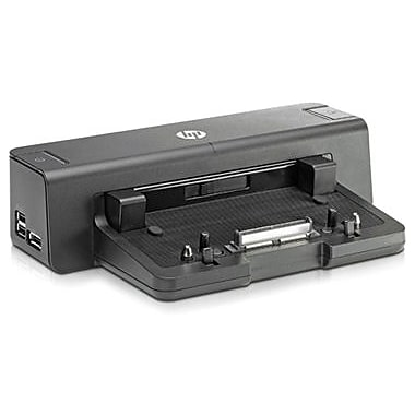 HP 90W Docking Station, Black (A7E32UT#ABA)