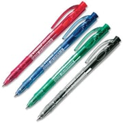 Stabilo Liner 308 Retractable Ballpoint Pens, Fine Point