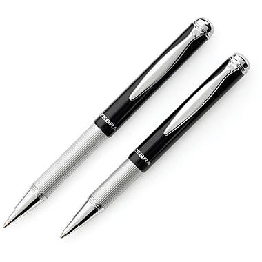 Zebra Telescopic Retractable Ballpoint Pen, 1.0 mm Point, Black Ink