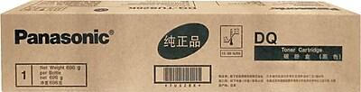 Panasonic Black Toner Cartridge (DQ-TUA04K), High Yield