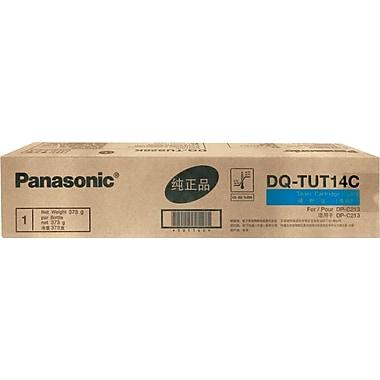 Panasonic Cyan Toner Cartridge (DQ-TUT14C), High Yield