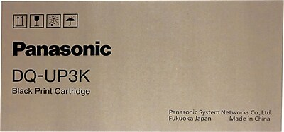 Panasonic Black Drum Unit (DQ-UP3K)