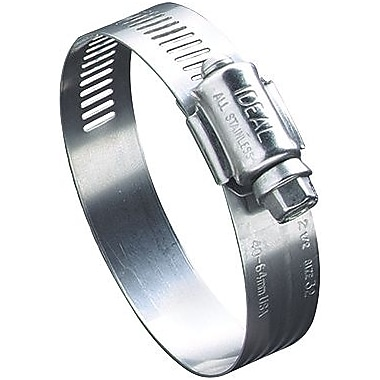 Ideal® 68 Series Worm Drive Clamp, 3/8 - 7/8