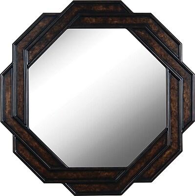 Kenroy Home Interchange Wall Mirror, Bronze Finish