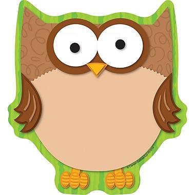 Carson-Dellosa Owl Notepad