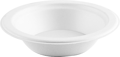 Eco-Products BL12 Bagasse Bowl, Natural White, 12